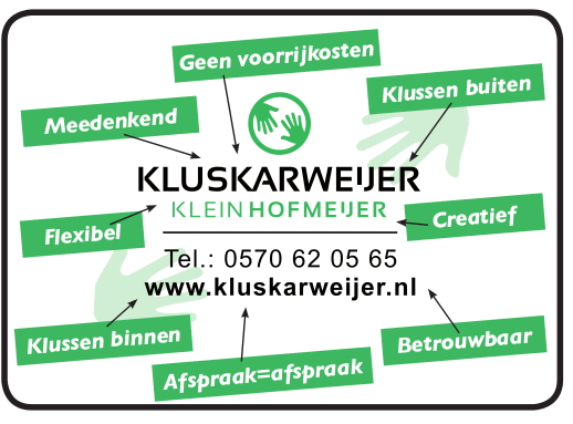 Goal advertentie